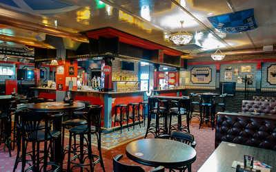 Банкетный зал ресторана LondonBar на улице Фрунзе фото 1