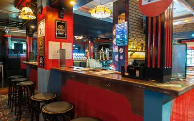 Банкетный зал ресторана LondonBar на улице Фрунзе фото 3