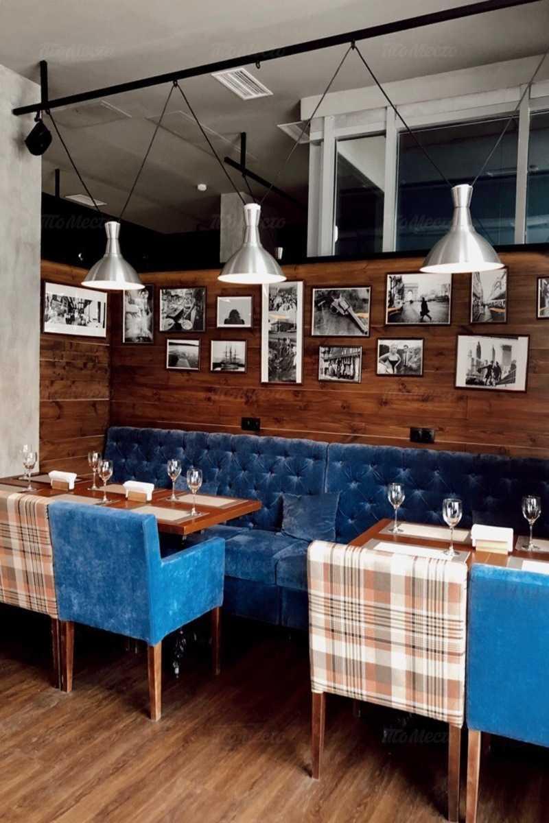 Банкеты ресторана The Hound в Тополевом переулке фото 5