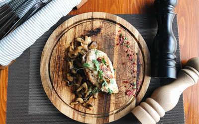 Меню ресторана The Hound в Тополевом переулке фото 10