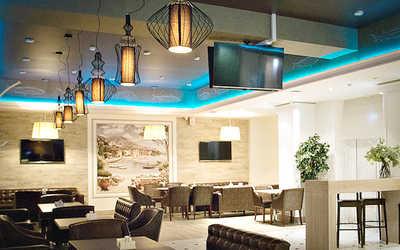 Банкетный зал ресторана Море&More (Море) на улице Родионова фото 3