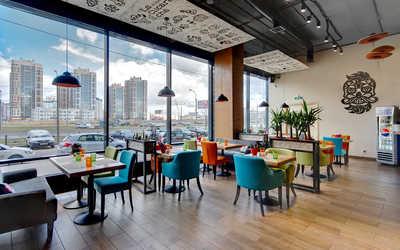 Банкетный зал ресторана La Cucaracha (Ля Кукарача) на улице Оптиков фото 1
