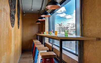 Банкетный зал ресторана La Cucaracha (Ля Кукарача) на улице Оптиков фото 3