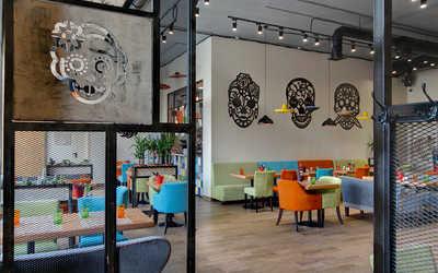 Банкетный зал ресторана La Cucaracha (Ля Кукарача) на улице Оптиков фото 2