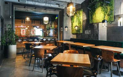 Банкетный зал ресторана Ketch Up Burgers на Садовой улице фото 2