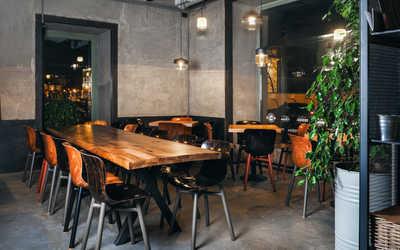 Банкетный зал ресторана Ketch Up Burgers на Садовой улице фото 3