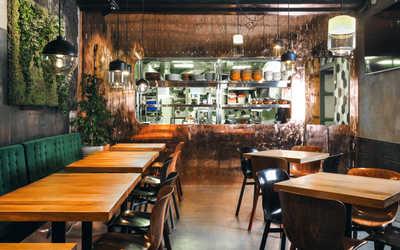Банкетный зал ресторана Ketch Up Burgers на Садовой улице фото 1
