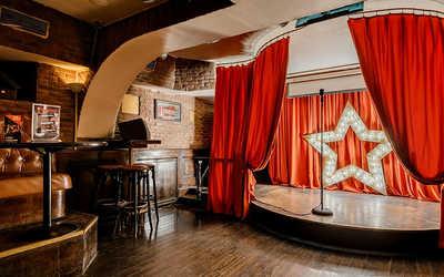 Банкетный зал караоке клуб Red Machine (Рэд Машин) на Караванной улице фото 1