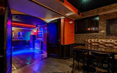 Банкетный зал караоке клуб Red Machine (Рэд Машин) на Караванной улице фото 3