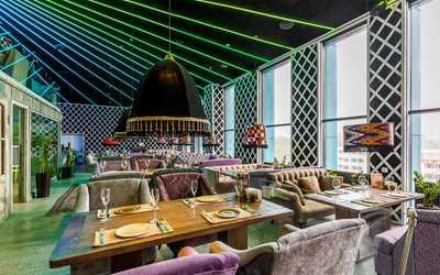 Банкеты ресторана Урюк в Люберцах фото 1