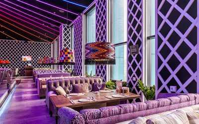 Банкеты ресторана Урюк фото 2