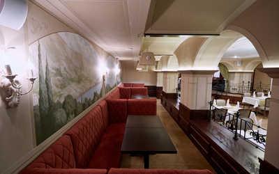 Банкетный зал ресторана Брецель на улице Болдов Ручей фото 3