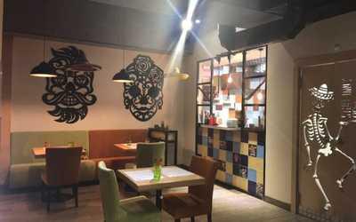 Банкетный зал ресторана La Cucaracha (Ля Кукарача) на Европейском проспекте фото 3