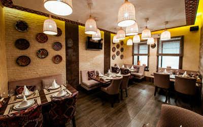 Банкетный зал кафе Кинза (КинZа) на Комендантском проспекте фото 1