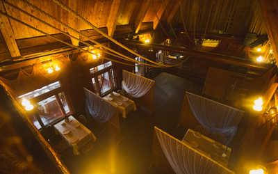 Банкетный зал ресторана Бурлацкая Слободка на Георгиевском Съезде фото 3