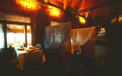 Банкетный зал ресторана Бурлацкая Слободка на Георгиевском Съезде фото 1