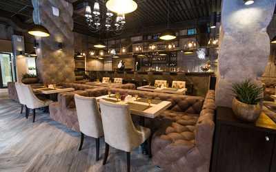 Банкетный зал ресторана Boobo (Бубо) на улице Бутлерова фото 3