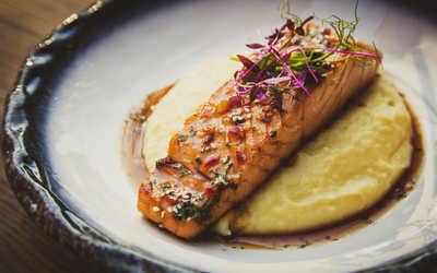 Меню ресторана Киану на Малой Бронной улице фото 2