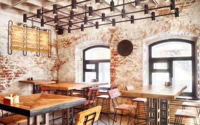 Банкетный зал ресторана Жан Хуан Лу на улице Ленина фото 3