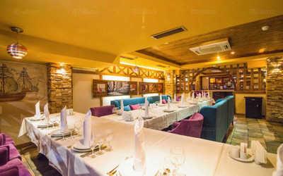 Банкетный зал ресторана Строгинская гавань на Строгинском бульваре фото 1