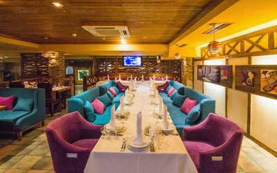 Банкетный зал ресторана Строгинская гавань на Строгинском бульваре фото 2