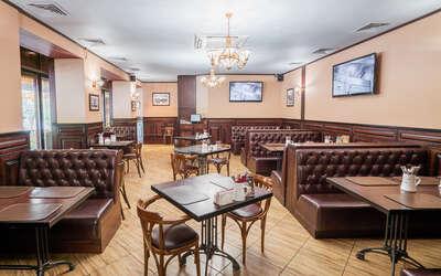Банкетный зал ресторана Гамбринус на 1-й Владимирской улице фото 1