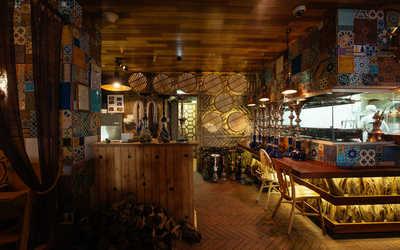 Банкетный зал ресторана Чайхона №1 Тимура Ланского (Chayhona № 1) на Новом Арбате фото 1