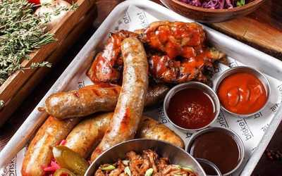 Меню ресторана Brisket Eat & Fun в Шведском переулке фото 1