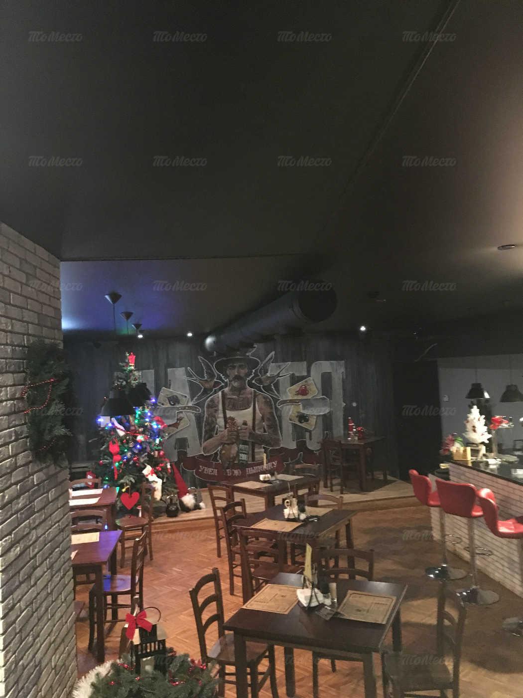 Ресторан The Батя (The Batya) на набережной реки Фонтанки фото 3