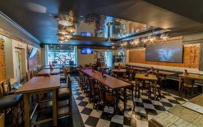 Банкеты паба Джон Донн (John Donne Pub) на Ленинском проспекте фото 2