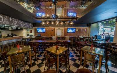 Банкеты паба Джон Донн (John Donne Pub) на Ленинском проспекте фото 1