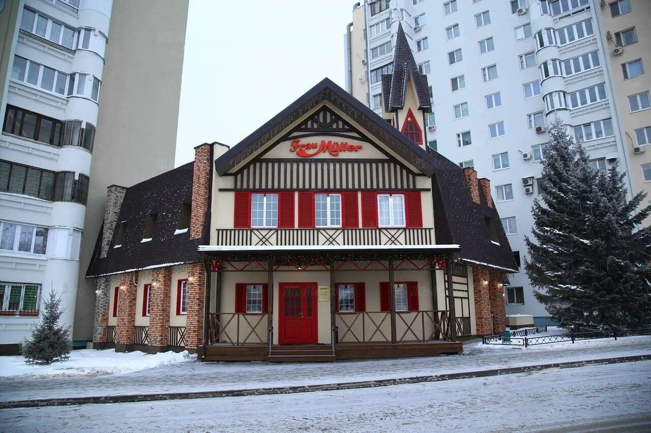 Ресторан Фрау Мюллер (Frau Muller) на Ново-Садовой улице фото 6