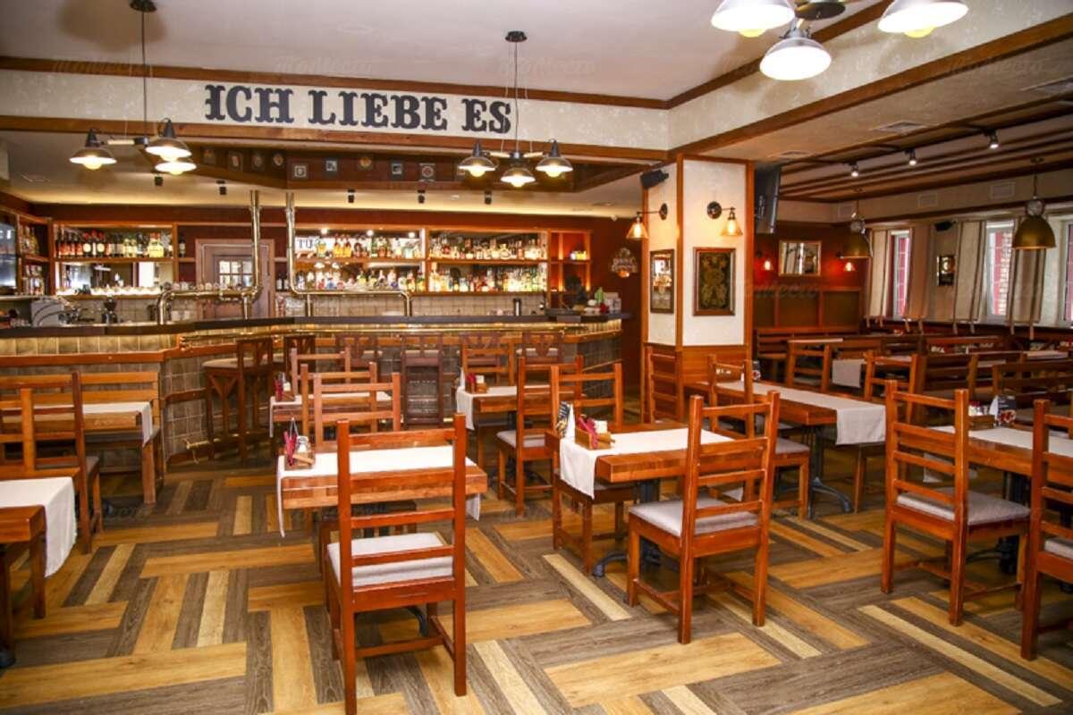 Ресторан Фрау Мюллер (Frau Muller) на Ново-Садовой улице фото 7