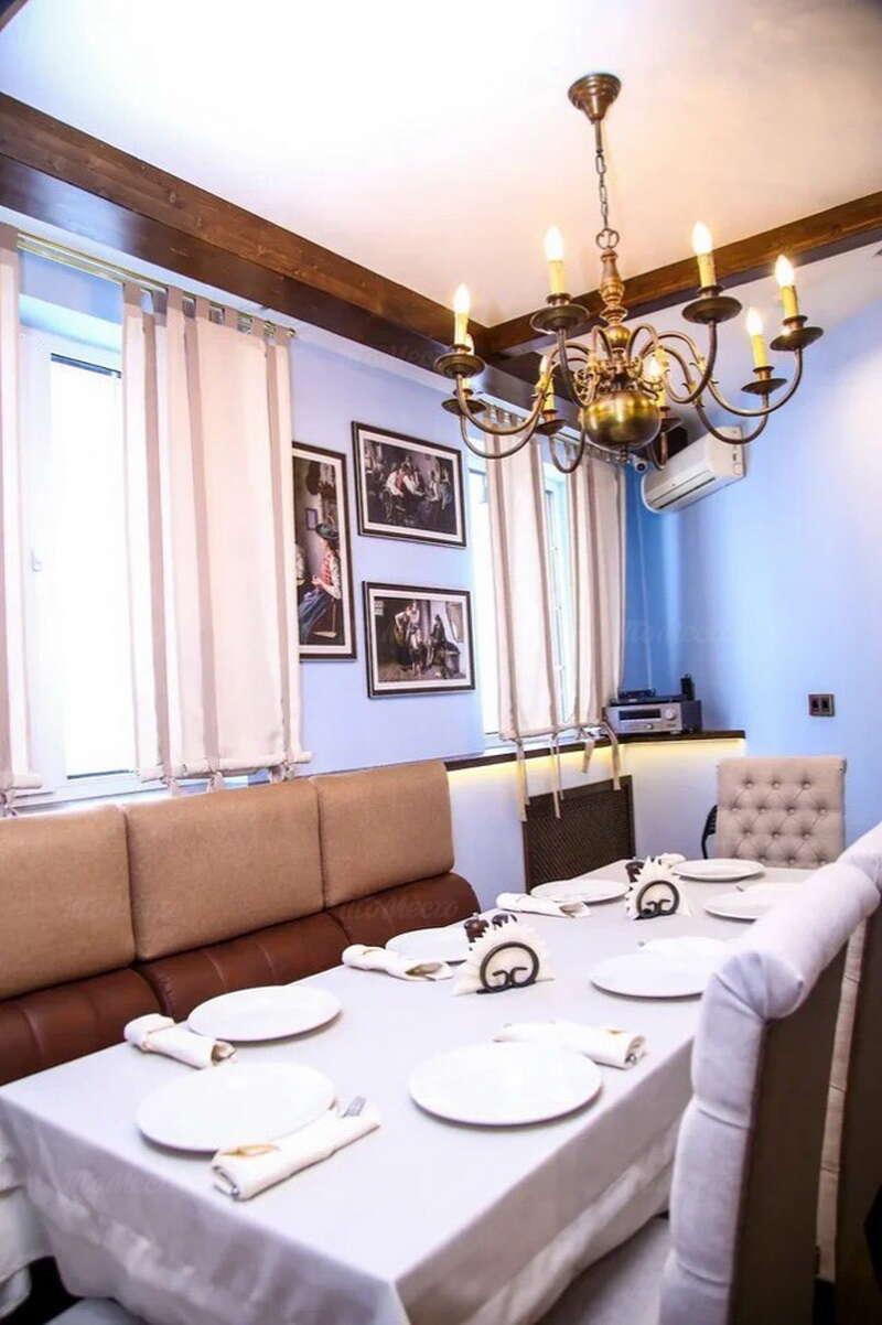 Ресторан Фрау Мюллер (Frau Muller) на Ново-Садовой улице фото 3