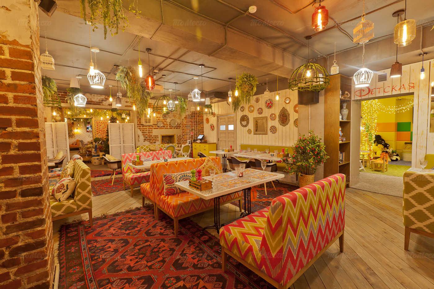 Ресторан Чайхана Чабрец на Ленинском проспекте фото 8