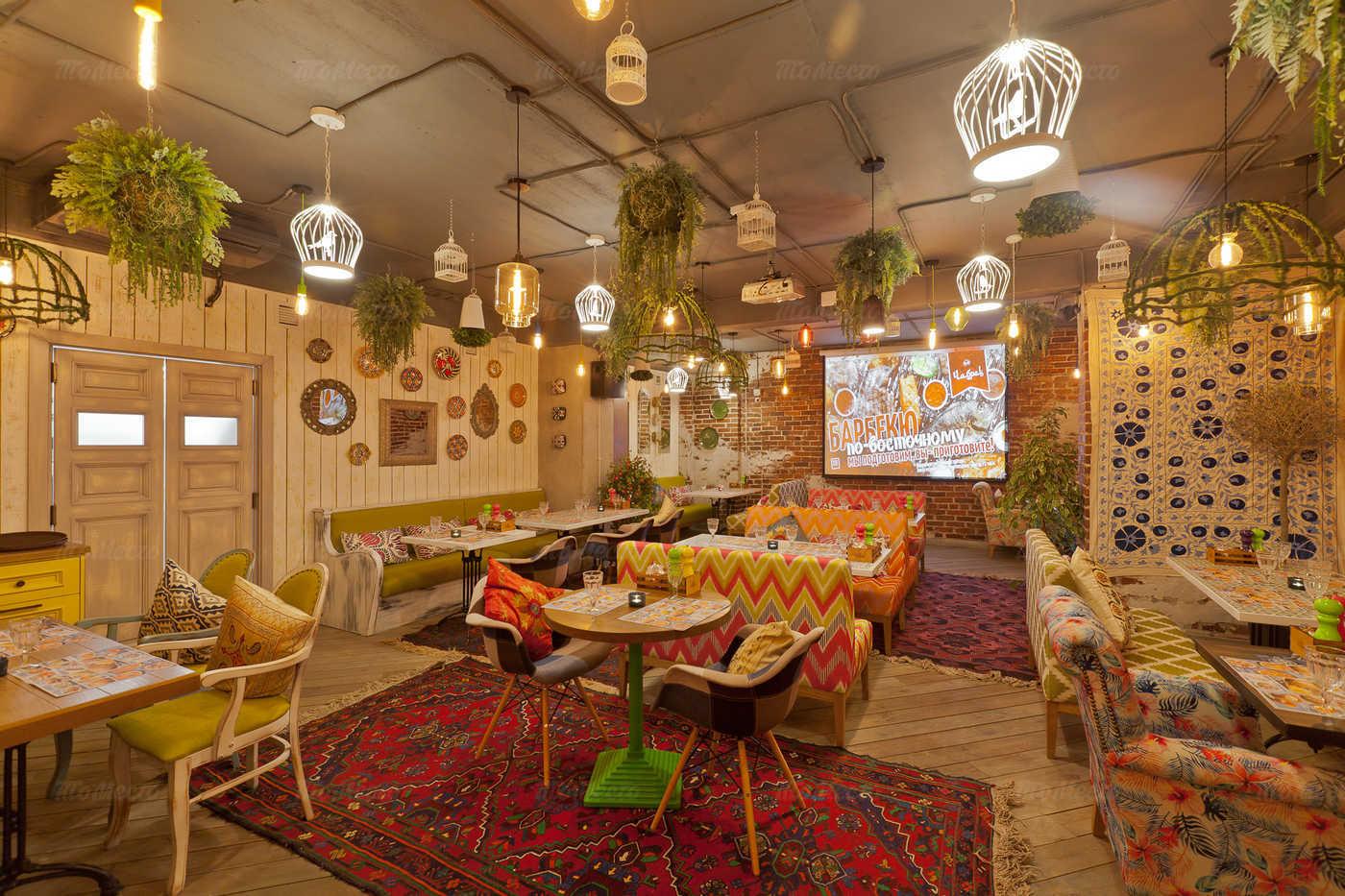 Ресторан Чайхана Чабрец на Ленинском проспекте фото 5