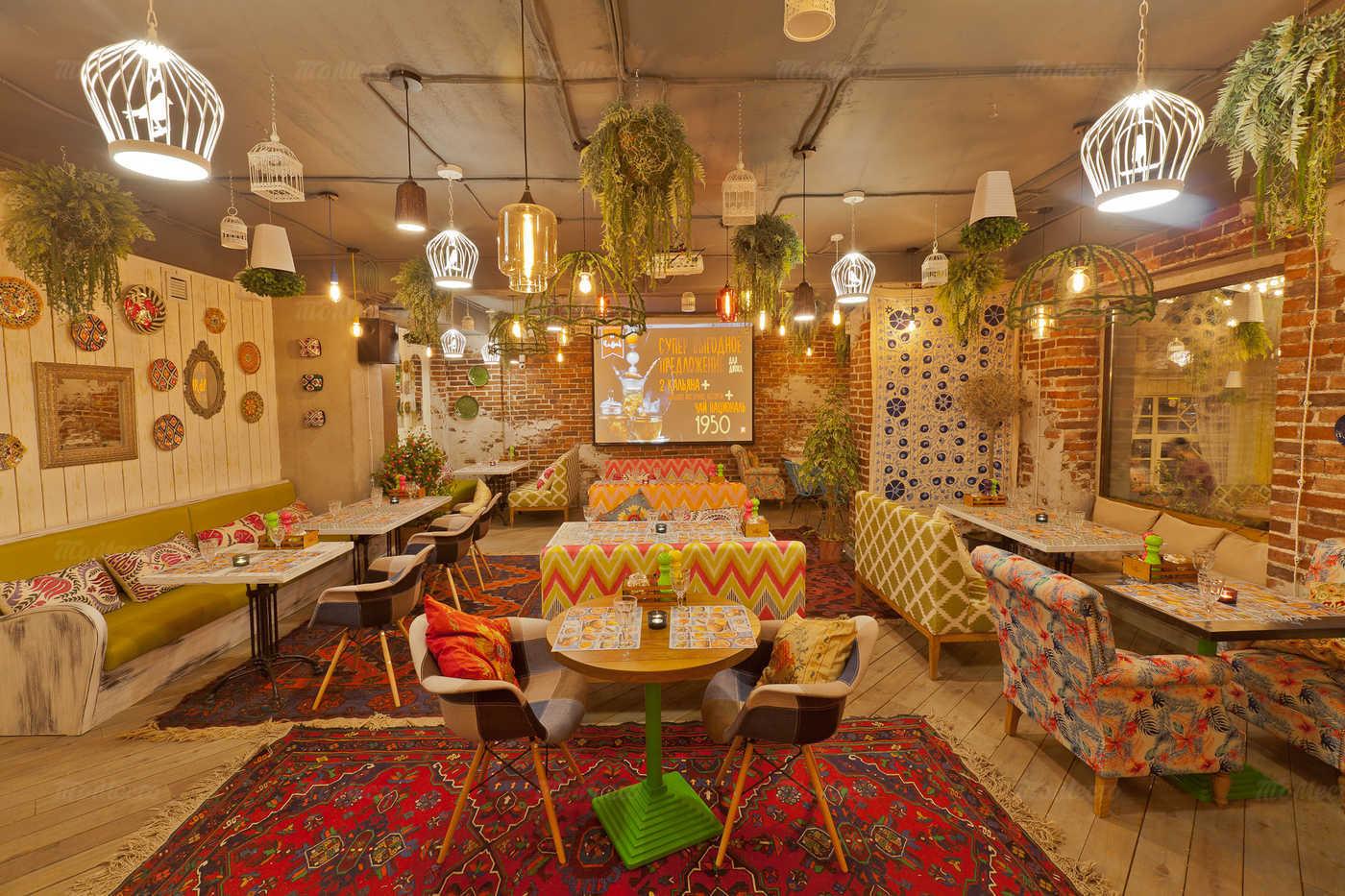 Ресторан Чайхана Чабрец на Ленинском проспекте фото 6