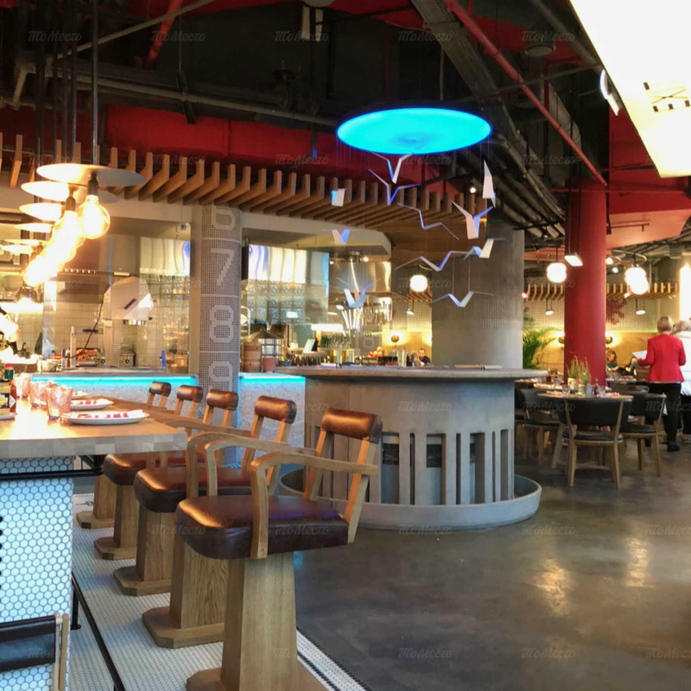 Ресторан Краббер (Crabber) на Пресненской набережной фото 5