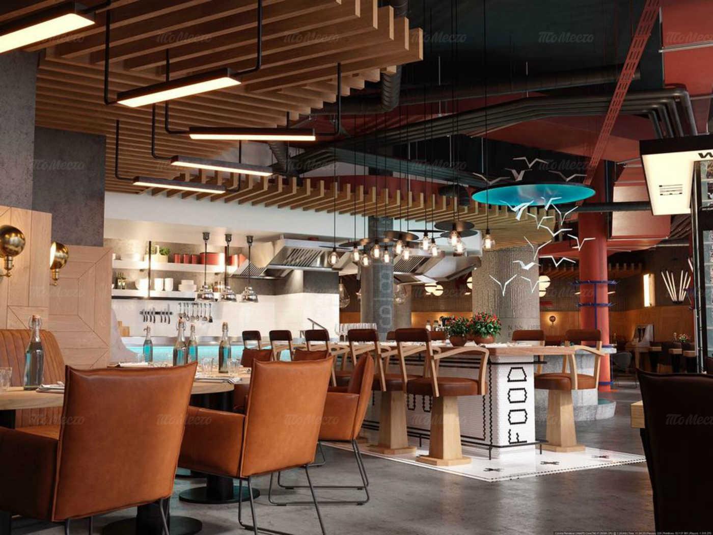 Ресторан Краббер (Crabber) на Пресненской набережной фото 6