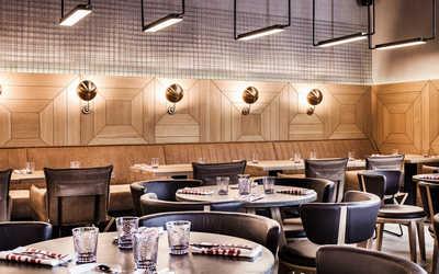 Банкетный зал ресторана Краббер (Crabber) на Пресненской набережной фото 1