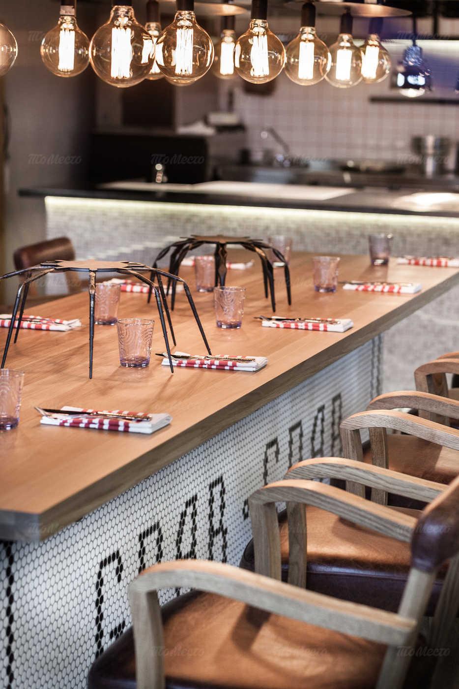 Ресторан Краббер (Crabber) на Пресненской набережной фото 2
