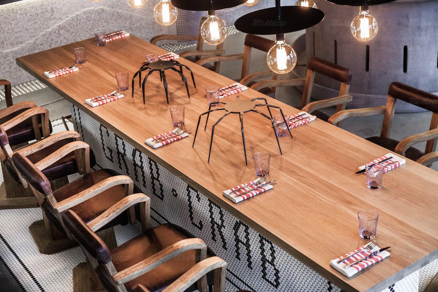 Ресторан Краббер (Crabber) на Пресненской набережной фото 3