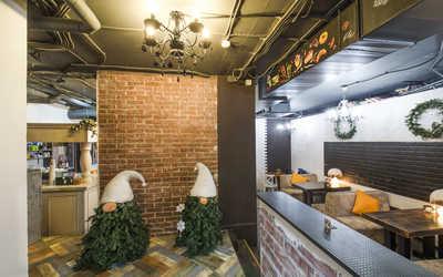 Банкетный зал кафе Кофе и Крендель в переулке Щербакова фото 3