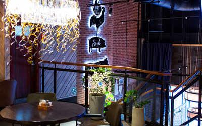 Банкетный зал ресторана BB Grill на Автозаводской улице фото 2