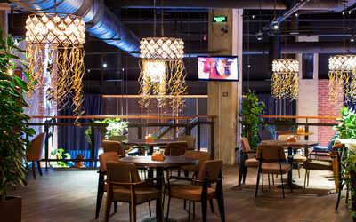 Банкетный зал ресторана BB Grill на Автозаводской улице фото 1