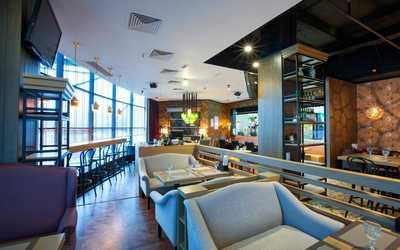 Банкетный зал ресторана Bora Bora (Бора Бора) на Ореховом бульваре фото 1