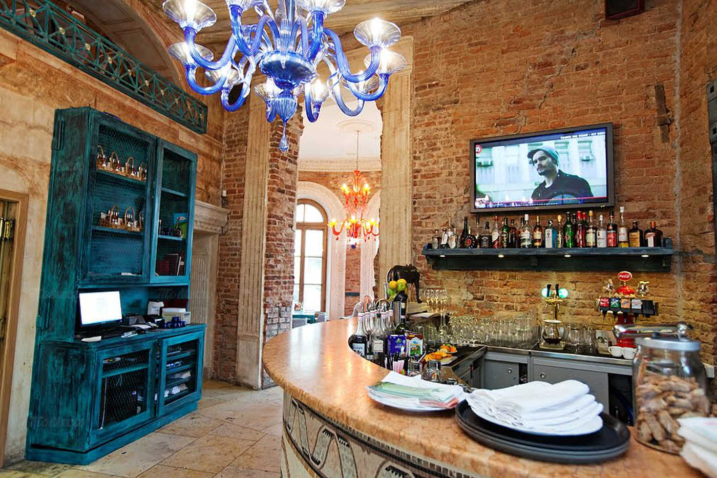 Ресторан Мама Рома (Mama Roma) на набережной реки Фонтанки фото 6