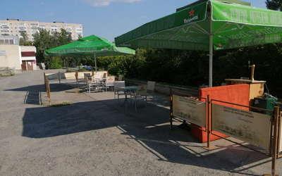 Банкетный зал кафе Крекер на улице Академика Бардина фото 2