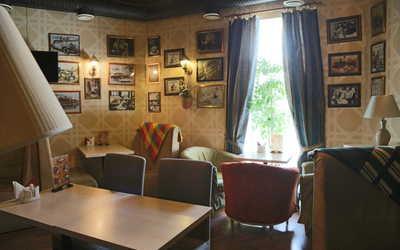 Банкетный зал кафе Крекер на улице Академика Бардина фото 1