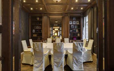 Банкетный зал ресторана Giacomo (Джакомо) на Средней улице фото 3